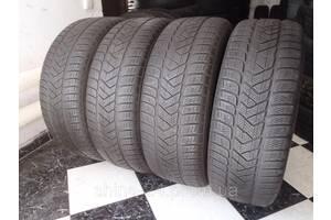 Шины бу 235/65/R17 Pirelli Scorpion Winter Зима 2015г