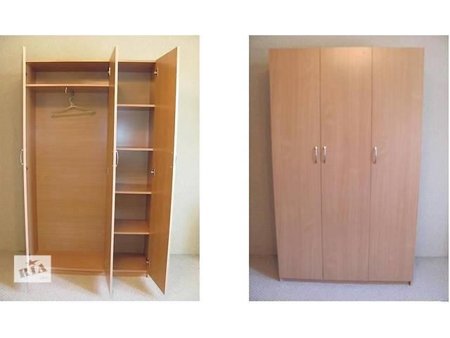 купить бу Шкаф для одежды трёхдверный в Днепре (Днепропетровск)