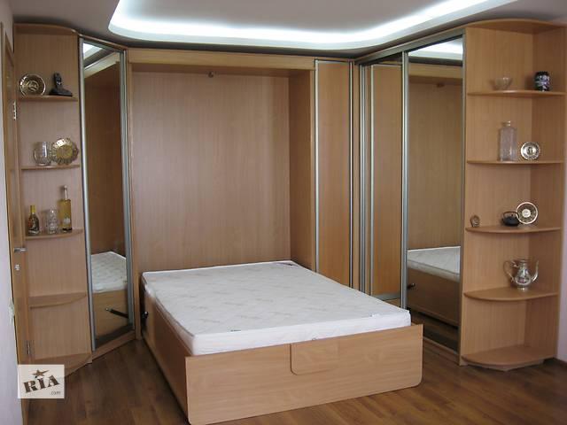 купить бу Шкаф кровать- нестандартный предмет мебели. в Киеве