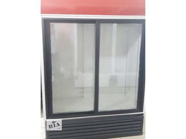 Шкаф среднетемпературный бу SEG со стеклянными дверьми купе- объявление о продаже  в Кропивницком (Кировоград)