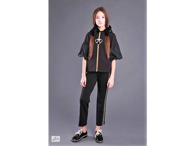 продам Детская одежда Моне, стильная черная кофта р-ры 140,158 бу в Киеве