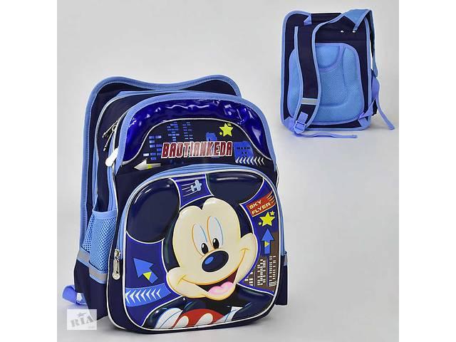 купить бу Рюкзак школьный N 00206 (30) 2 отделения, 4 кармана, спинка ортопедическая в Одессе