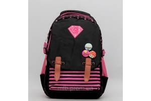Шкільний рюкзак для підлітка дівчинки / Школьный рюкзак для подростка девочки