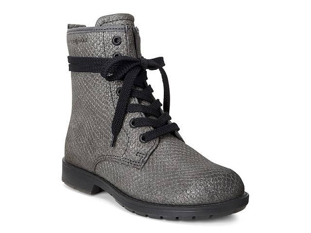 Ботинки высокие ecco bendix junior зимние оригинал