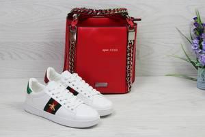 Новые Кроссовки Gucci