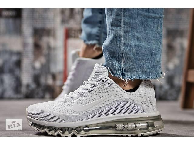 97878622 Кроссовки женские ▻ Nike Air Max, белые (Код: 15503) - Женская ...