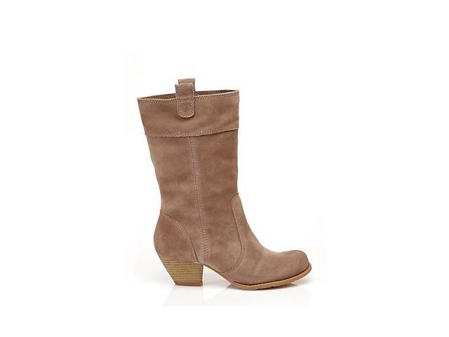 продам Новые замшевые полусапожки фирмы BC Footwear размер 37 бу в Черкассах