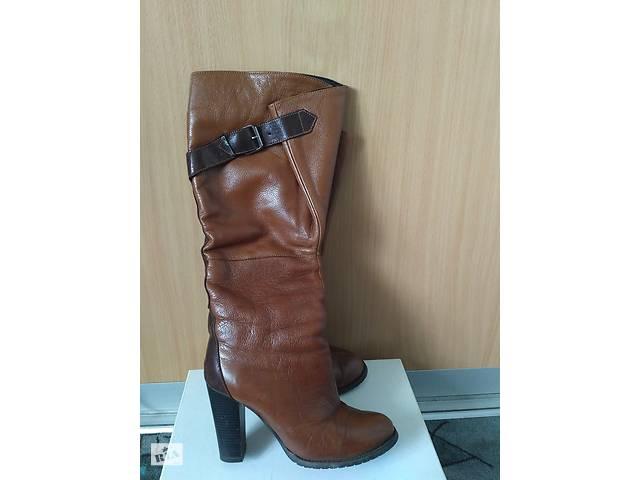 Продам шкіряні зимові чоботи - Жіноче взуття в Харкові на RIA.com a6076017c91a7