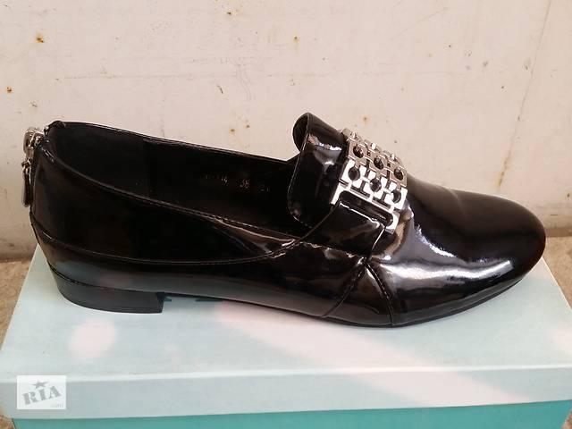 продам Стильные туфли лак Турция 56d761a748eae
