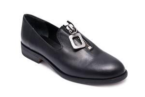 Туфли EVROMODA 1954-1-068 Черные