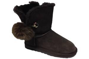 Новые Детские зимние ботинки UGG