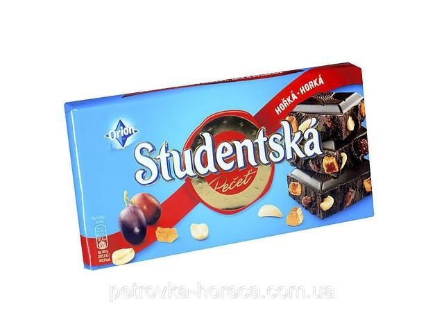 Шоколад  Studentska HORKA-HORKA