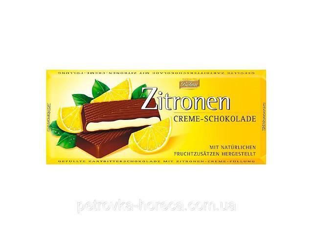 купить бу Шоколад ZITRONEN лимон 100г в Харькове
