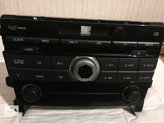 купить бу  штатная MP3 автомагнитола на MAZDA CX-7 в Кривом Роге (Днепропетровской обл.)