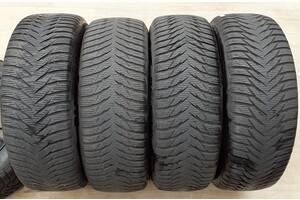 Шини 205/55/16 Goodyear UltraGrip8 2х7мм 2х5 mm протектор зимова гума
