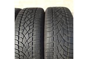 Шини 225/55/16 Dunlop Winter Sport 3D 2х6,5mm протектор зимова гума