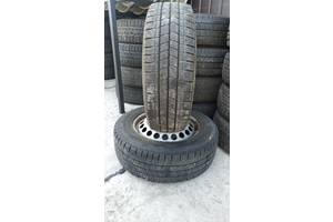 шини колеса резина 205/65/16с  Б/у шины зима 6.5ММ