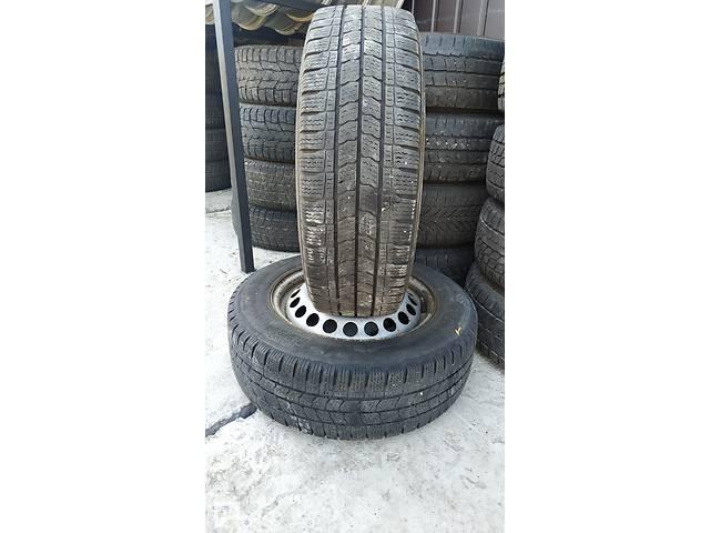 шини колеса резина 205/65/16с  Б/у шины зима 6.5ММ- объявление о продаже  в Яворове
