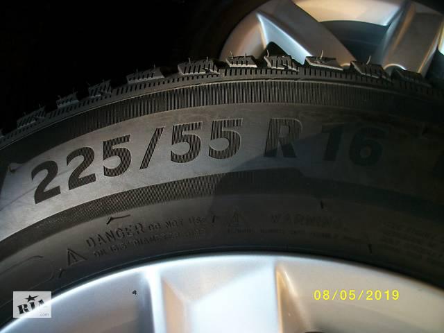 бу Шины Michelin 255 55 R 18   7.2 мм остаток в Ужгороді