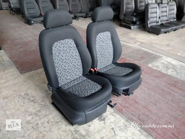 купить бу Skoda Fabia - передние сиденья в Киеве