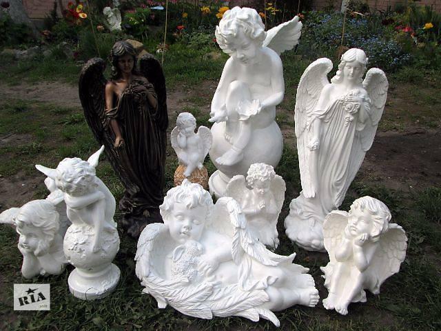 купить бу Скульптура из полимера и бетона от 30 см до 2 м в Коростышеве