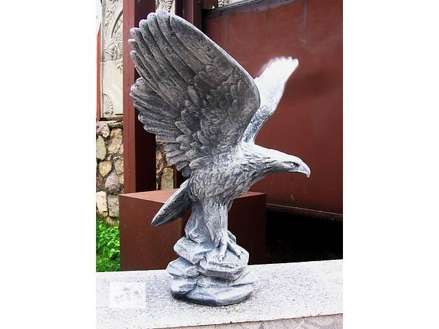 продам Скульптуры садовые и парковые, фигуры зверей и птиц для сада, дачи и парков бу в Харькове