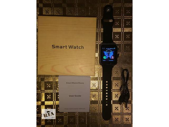бу Smart Watch A1 + БЕСПЛАТНАЯ ДОСТАВКА (только 18.11) в Днепре (Днепропетровск)