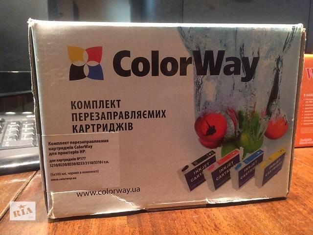 купить бу СНПЧ (ПЗК) для картриджей HP177 в Киеве