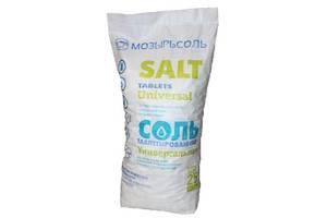 Соль экстра таблетированная Беларусь