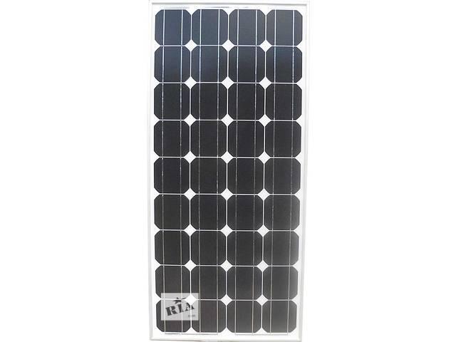 бу Солнечная батарея (панель) 150Вт, 12В, монокристаллическая в Запорожье
