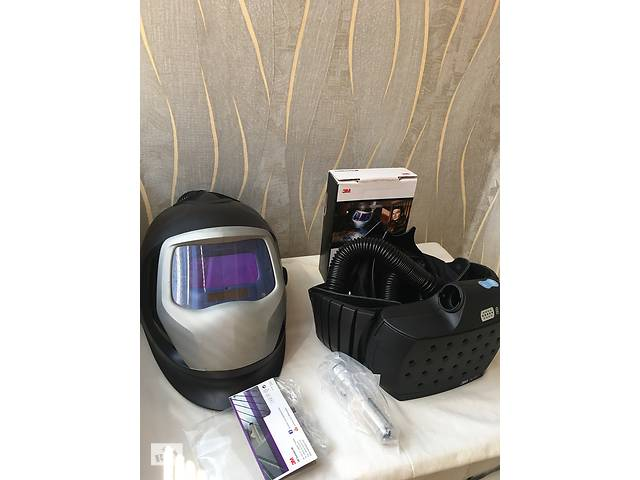бу Speedglas 9100V Air+Adflo Сварочна маска в Нетешине
