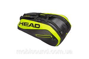 Чехол Head Tour Team extreme 9R supercombi black/neon yellow
