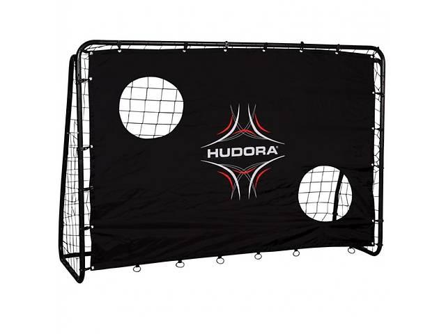 купить бу Футбольные ворота складные Hudora FREEKICK 213x152 см в Киеве