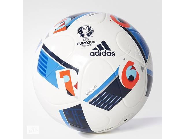 Футбольный мяч adidas UEFA EURO (AC5425) - Товары для спорта в ... 82c91a775ba44