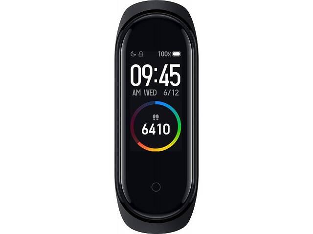 купить бу Фитнес-браслет Xiaomi Mi Band 4 Black Global (Код товара:9642) в Харькове