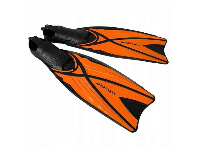 продам Ласты SportVida SV-DN0006-M Size 40-41 Black/Orange бу в Києві