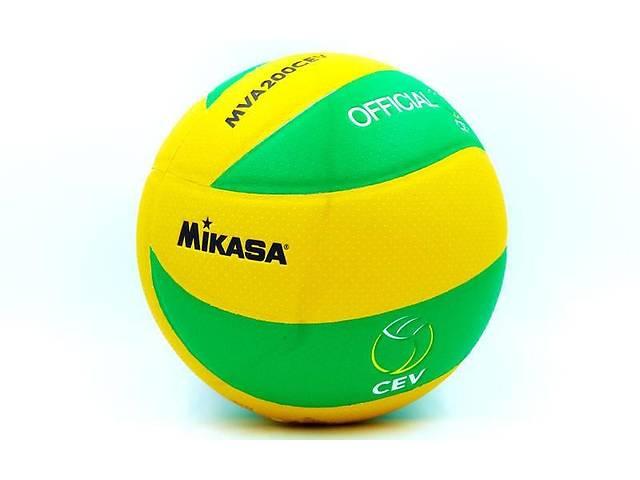 Мяч волейбольный Клееный PU MIK VB-5940-J MVA-200CEV- объявление о продаже  в Одессе