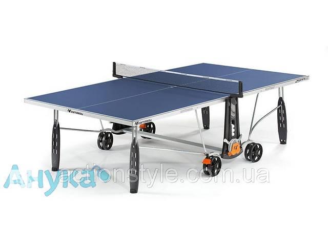 Тенісний стіл Cornilleau 250S Sport Outdoor блакитний- объявление о продаже  в Дніпрі (Дніпропетровськ) 1b2059aa7bb71