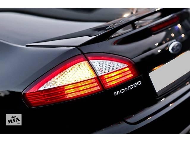 Спойлер тюнинг Ford Mondeo Форд Мондео- объявление о продаже  в Луцке