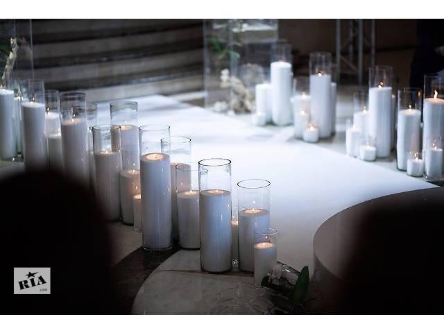 продам Насыпные свечи для торжеств. Свадебные свечи. Пальмовый воск бу в Харькове