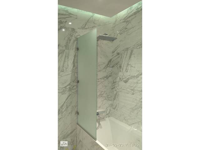 бу Скло для ванни і душової кабіни за індивідуальними розмірами в Одесі