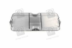 Стекло фонаря заднего УАЗ LED 12В (белое стекло)