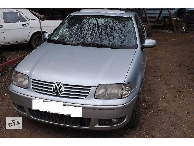 бу Стекло лобовое/ветровое для хэтчбека Volkswagen Polo 2000 в Львове
