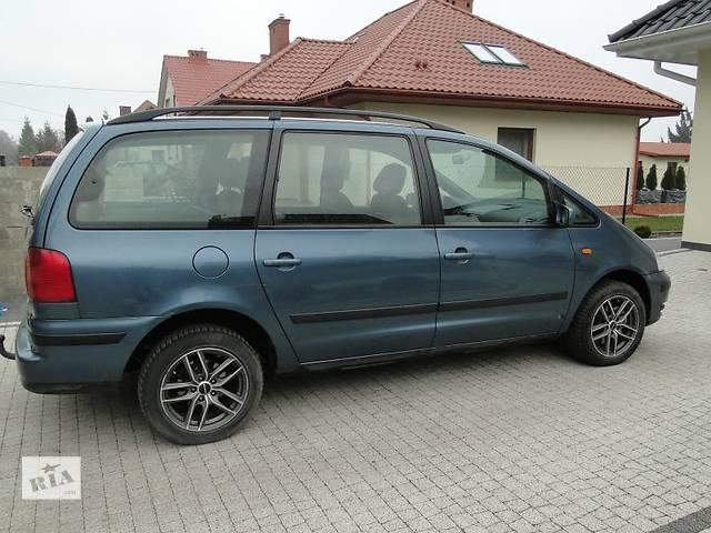 продам Стекло в кузов для Volkswagen Sharan 2002 бу в Львове