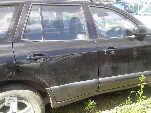 бу  Стеклоподъемник для легкового авто Hyundai Santa FE в Ужгороде