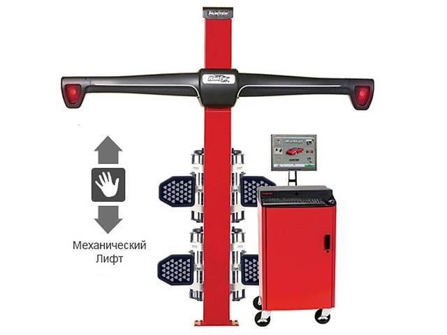"купить бу Стенд для РУУК HawkEye, 3-D, 2-х камерный ""механичесчкий лифт"", ПО WinAlign HUNTER WA510E-HS221ML2E в Одессе"
