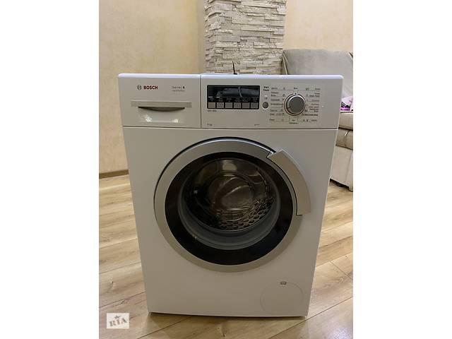 купить бу Продам пральну машину бош на запчастини або під ремонт в Одесі