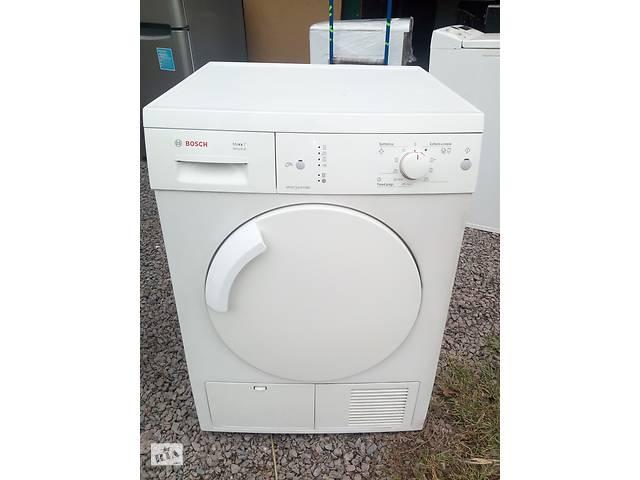купить бу Сушка для одягу Bosch 7 кг в Каменке-Бугской