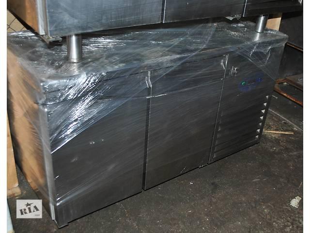 купить бу Стол холодильный двухведерный бу DESMON TIM 2.Для ресторана кафе бара. Стол оснащен мощным холодильным агрегатом   в Киеве