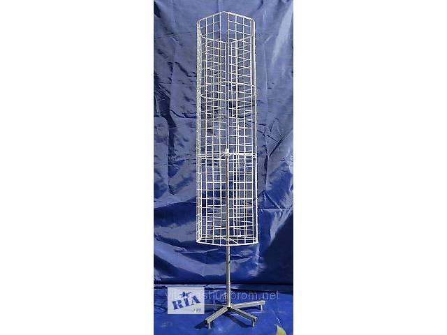 Стойка вертушка напольная шестигранная- объявление о продаже  в Одессе